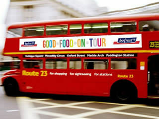 Good Food on Tour arriva a Roma