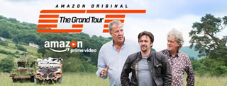 Amazon Prime Video: il trailer del quinto episodio di The Grand Tour S2