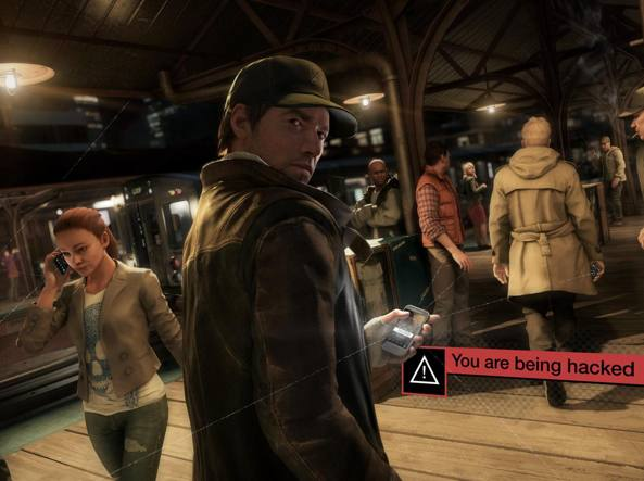 Watch Dogs, giocare da hacker: PROVA LA DEMO! #sapevatelo