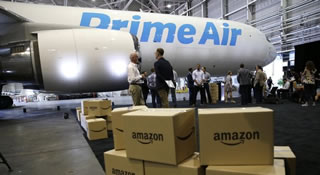 Amazon Prime Air: precipitato un Boeing 767 del colosso dell'e-commerce