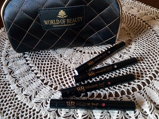 Provati per voi: rossetti minerali World of Beauty