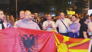 Ipocrisia occidentale e crisi in Macedonia