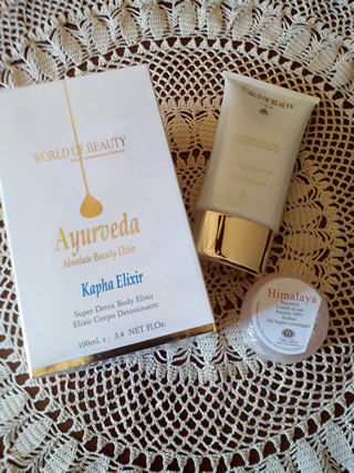 Provati per voi: World of Beauty, cosmetici Ayurvedici