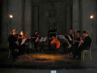 Ensemble Keplero in Concerto