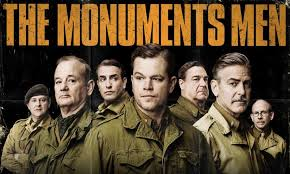 Monuments Men, al Nuovo Cinema Aquila l'ultimo film di Clooney