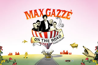 Max Gazzè - On The Road - Tutte le date del tour