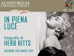 In piena luce, il glamour (e non solo) di Ritts all'Auditorium