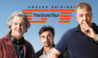 Amazon Prime Video: The Grand Tour S2 - La data di lancio e il nuovo trailer