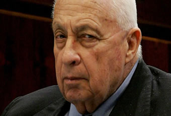 E' morto Ariel Sharon: era in coma da 8 anni VIDEO