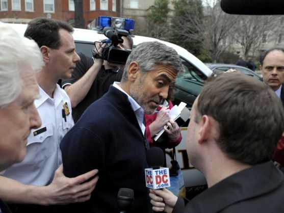Arrestato George Clooney: protestava contro Omar al-Bashir VIDEO