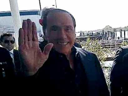 Berlusconi: ritorno (?) con crociera VIDEO
