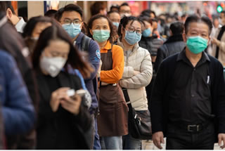 Coronavirus: Save The Children consegna 36.000 mascherine ai sanitari di Wuhan
