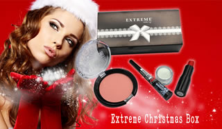 Extreme Make-up: rinnova la tua immagine a Natale...
