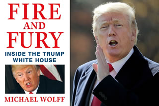 Fire and Fury: Michael Wolff racconta Donald Trump
