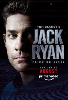 Amazon Prime Video: Spot al Super Bowl dedicato a Tom Clancy's Jack Ryan