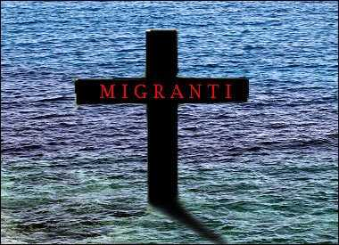 Italy: reject the migrants. To reject our past.