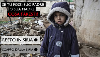 Siria: bombardate le scuole supportate di Save The Children
