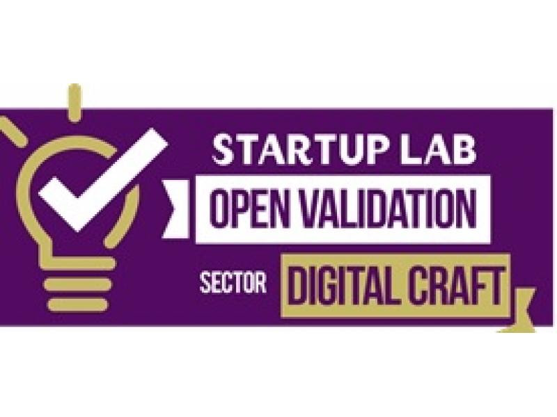 Artigianato Digitale: aperte le candidature per 'Startup Lab Open Validation, Sector Digital Craft'