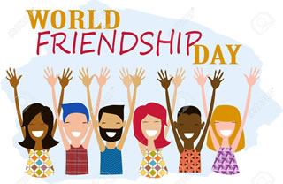World Friendship Day - 30 Luglio 2019