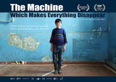 The machine which makes everything disappear, alla Casa del Cinema