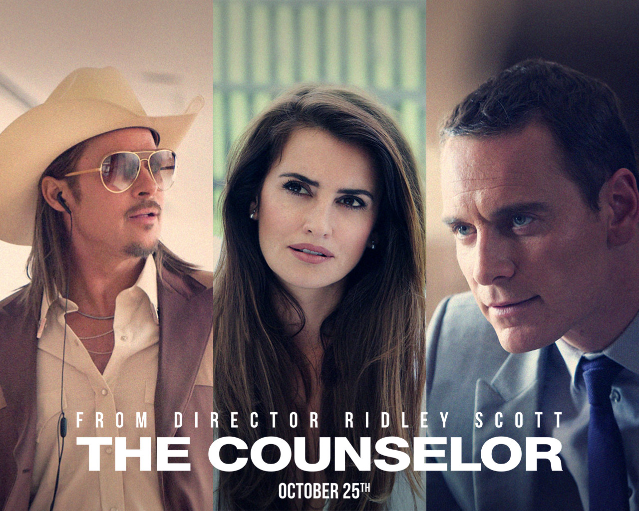 The Counselor, l'ultimo film di Ridley Scott - Roma, Nuovo Cinema Aquila